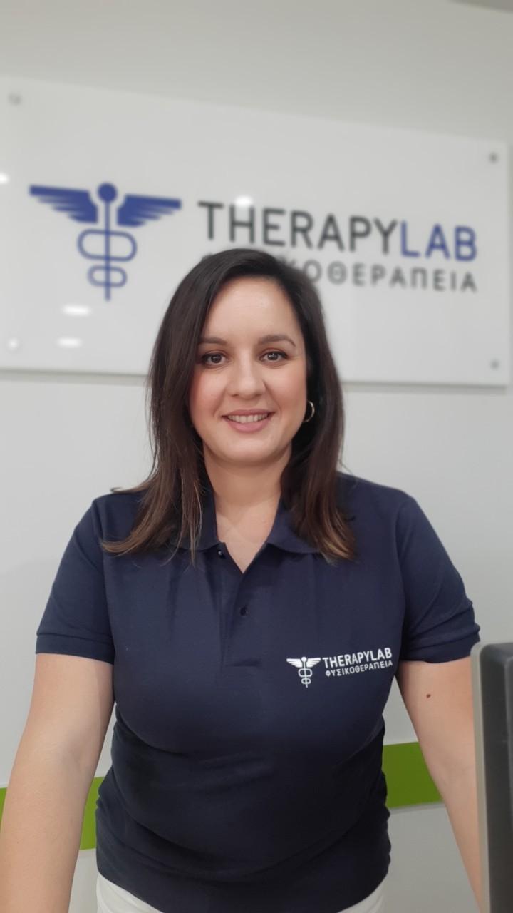 Καπακλή Ανδρονίκη - Φυσιοθεραπευτής